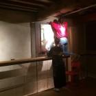 allestimenti a Casa Petrarca per Mostra Bonechi 3
